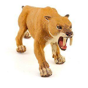 Papo 55022 – Figura De Tigre De Dientes De Sable