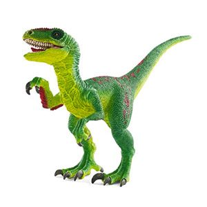 Schleich – Figura Velocirráptor, Color Verde (14530)
