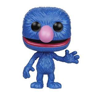 Pop! Sesame Street Grover Vinyl Figure