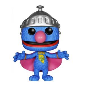 POP! Vinilo – Sesame Street: Super Grover