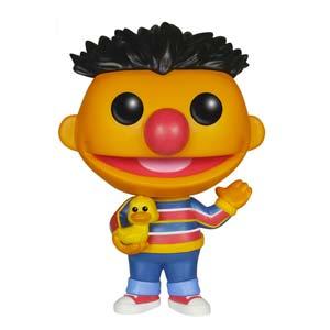 Funko Pop!- Vinyl: Sesame Street: Ernie (4908)