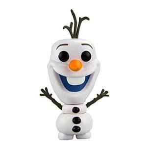 Funko Pop!- Pop Disney: Frozen-Olaf Vinyl, Multicolor (4258)