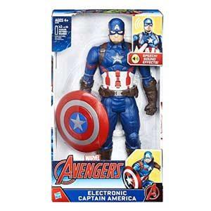 Avengers – Figura Electrónica Iron Man, Versión Española (Hasbro C2162105)