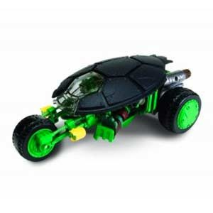 Teenage Mutant Ninja Turtles Ninja – Muñeco De Raphael Con Motocicleta Stealth De Juguete