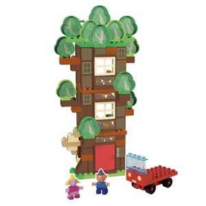 Ben And Holly – Árbol De Los Elfos, Juego De Construcción (Simba 7873136)