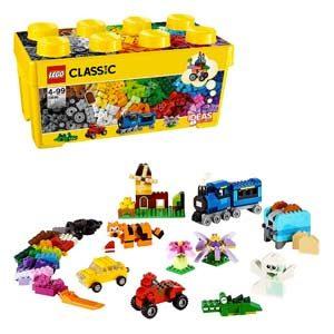 LEGO Classic – Complementos Creativos, Juguete De Construcción Didáctico (10693)