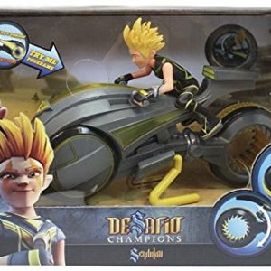 Desafío Champions Sendokai – Moto (Simba 9412042) (Surtido)
