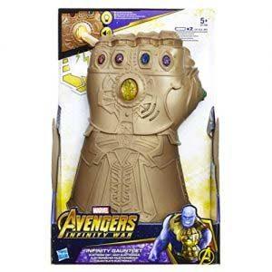 Marvel Avengers- Infinity Gauntlet, Talla única (Hasbro E1799EU4)