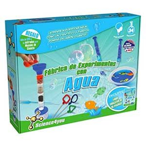 Science4you – Fábrica De Experimentos Com Agua, Juguete Educativo Y Científico (600232)