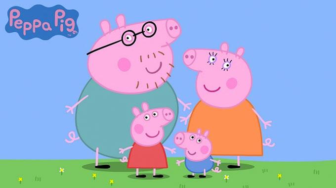 PEPPA PIG: PEPPA PIG NO SÓLO ENTRETIENE, TAMBIÉN EDUCA