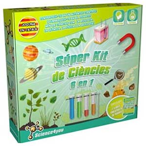 Science4you – Súper Kit De Ciencias