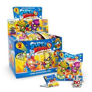 SuperThings Serie 2, Display De 50 Figuras Coleccionables, PSZ2D850IN02, Con 1 Figura En Cada Sobre