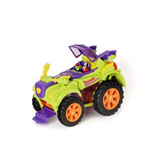 SuperZings – Playset Camión Villano (PSZSD112IN30) Con Vehículo Y 2 Figuras Coleccionables