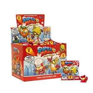 SuperThings Serie 1, Rivals Of Kaboom, Display De 50 Figuras Coleccionables, PSZ1D850IN06, Con 1 Figura En Cada Sobre