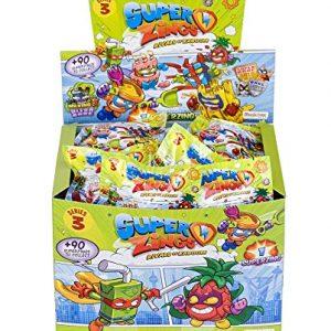 Superzings – Serie 3 – Caja Con 50 Figuras , Color/modelo Surtido